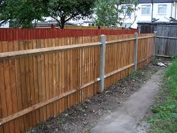 Main Garden Care Close Board Fencing Featheredge Boards Posts And Arris Rails Type Of Garden Fencing