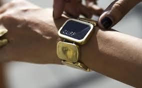 cuff security jewelry wearable tech