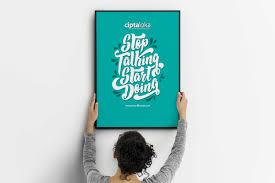 hiasi ruang kerja kamu dengan quotes terbaik ini