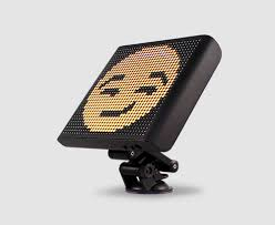 Mojipic Voice Controlled Emoji Car Display Dudeiwantthat Com
