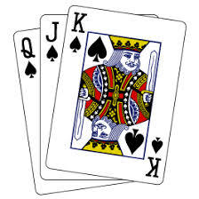 Spade Poker Cards Wall Decal Dezign With A Z