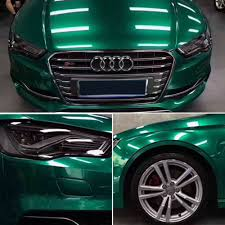 Gloss Glossy Green Vinyl Car Wrap Sticker Decal Bubble Free Air Release Film Ebay