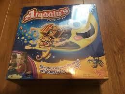 family fun board game aladdin s flying