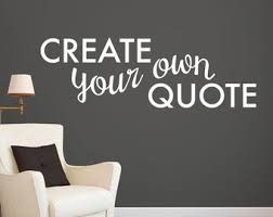 Personalized Vinyl Wall Quotes Quotesgram