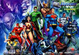 dc superheroes wallpaper on wallpapersafari