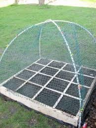 pvc garden cover garden netting