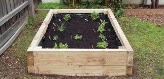build your own vegetable garden home