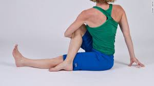 sciatic nerve pain with yoga