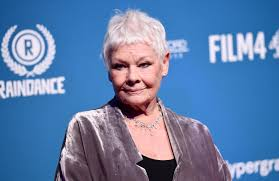 Dame Judi Dench Tik Toks with Grandson ...