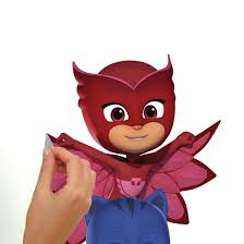 Pj Masks Large Wall Decal Office Decor From Smilemakers