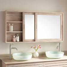 54 bathroom cabinet mirror new luxury