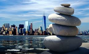 Free picture: cityscape, meditation, ocean, relaxation,rocks, sea ...