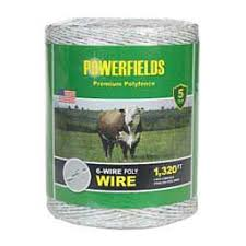 Wire Tape And Rope Electric Fencing Valley Vet