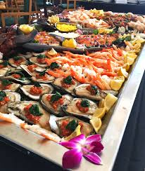 Seafood Fridays - University Club ...
