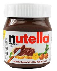 nutella hazelnut spread 13 oz vitacost