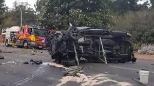 Adelaide crash: Horrific multi-vehicle ...
