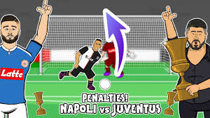 🏆PENALTY SHOOT-OUT! Napoli vs Juventus🏆 (Coppa Italia Final 2020 ...