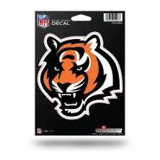 Cincinnati Bengals Stickers Decals Bumper Stickers