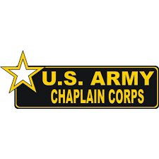 Magnet United States Army Chaplain Corps Bumper Magnetic Sticker Decal 6 Walmart Com Walmart Com