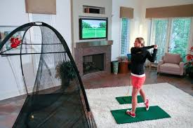 building a home golf simulator