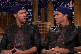 Q&A: Will Ferrell and Chad Smith Challenge Metallica's Lars Ulrich to  Drum-Off | SPIN