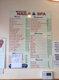 hollywood nail salon spa 509