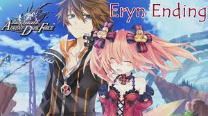 Eryn Ending Vile God Route Fairy Fencer F Advent Dark Force English Full 1080p Hd Youtube