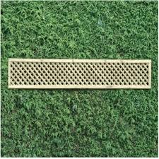 Privacy Trellis Panel 30cm X 183cm Wooden Supplies