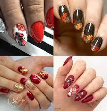 Jesienne Paznokcie 21 Propozycji Na Jesienny Manicure