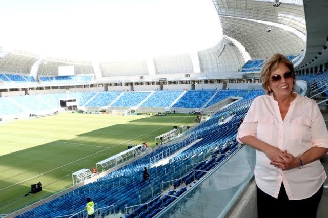 """Resultado de imagem para Rosalba Arena das dunas"""""""