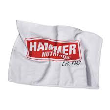 hammer sweat towel hammer nutrition