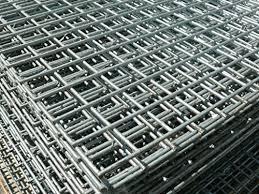 From 29 99 Welded Wire Mesh Panel 8ft X 4ft Galvanised Steel Sheet Metal Grid 1 25mm Holes 12 Gauge Animal Welded Wire Fence Welded Wire Panels Wire Fence