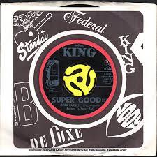 MYRA BARNES (VICKI ANDERSON) / SUPER GOOD (45's) - Breakwell Records
