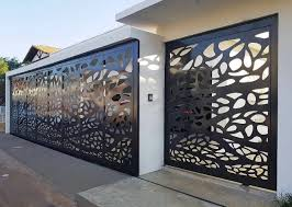 5 Awesome Balcony Gate And Rail Designs You Can Do With Cnc Routing Properties Nigeria