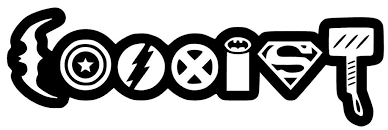 Coexist Marvel Logo Vinyl Car Decal Mymonkeysticker Com