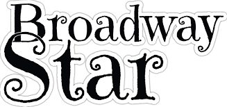 Amazon Com 4 All Times Broadway Star Automotive Car Decal For Cars Trucks Laptops 5 0 W X 2 4 H Automotive