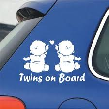 Buy Twins Car Decal At Affordable Price From 2 Usd Best Prices Fast And Free Shipping Joom