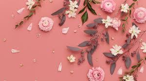 pink flower wallpaper best of pink