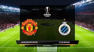 Manchester United vs Club Brugge (2nd Leg) Europa League 2020 ...