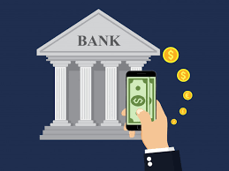 Premium Vector | Money transaction, business, mobile banking and mobile  payment.