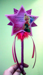 Events Crafts Tinkerbell Birthday Invitations Cumpleanos De