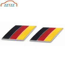 2pcs Metal Swedish Flag Car Side Fender Skirt Emblem Badge Sticker Decal Archives Midweek Com