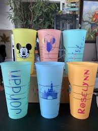 Customized Starbucks Cold Cups Custom Cups Starbucks Cups Cold Cup