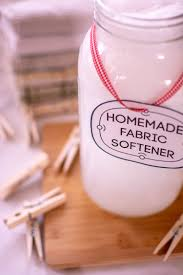 make homemade fabric softener for 1 10
