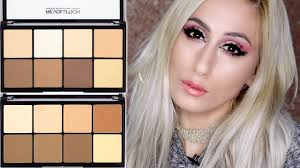 makeup revolution hd pro cream powder