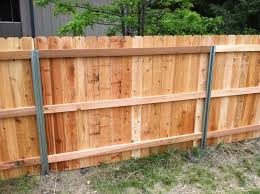 10 Garden Fence Ideas To Make Your Green Space More Beautiful Wyld Stallyons Wood Fence Post Steel Fence Posts Metal Fence Posts
