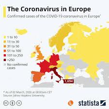 UPDATE: Merkel avoids handshakes as Germany coronavirus cases ...