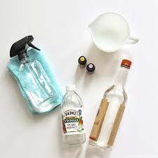 diy disinfecting spray cleaner clean mama