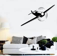 All Wall Vinyl Decals Tagged Airplane Decal Wallstickers4you