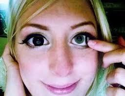 big anime eye makeup tutorial